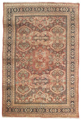 A Mahal carpet