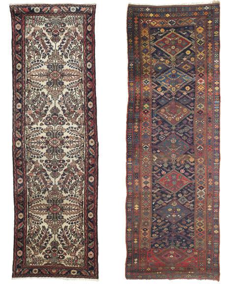 An antique Kurdish kelleh & Li