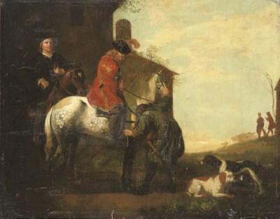Follower of Abraham van Calrae