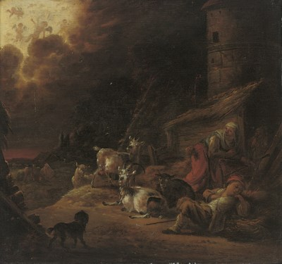 Attributed to Cornelis Saftlev
