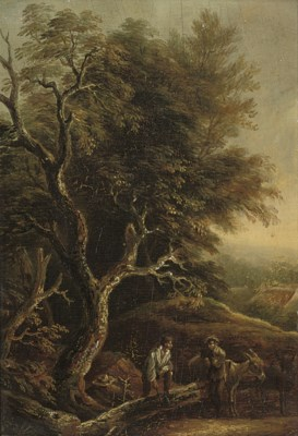 Manner of Thomas Gainsborough,