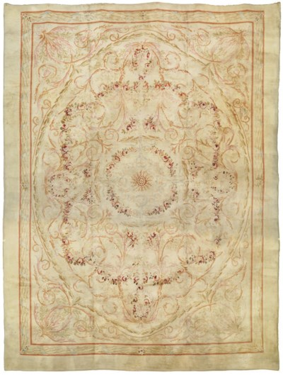 A SAVONNERIE CARPET, FRANCE