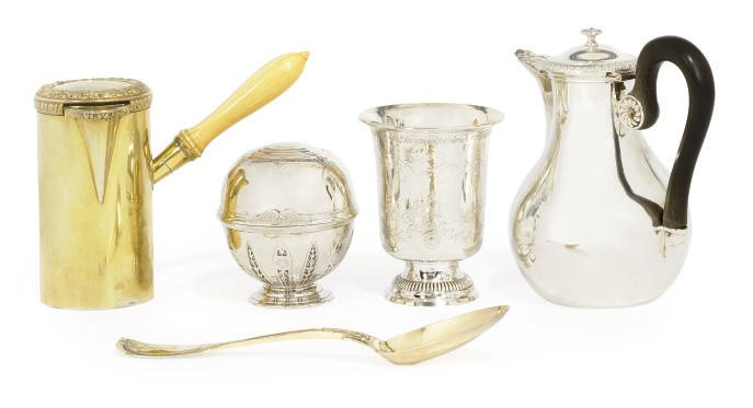 A GROUP OF 19TH CENTURY FRENCH
