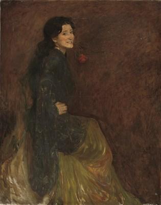Kate Elizabeth Olver (1881-196
