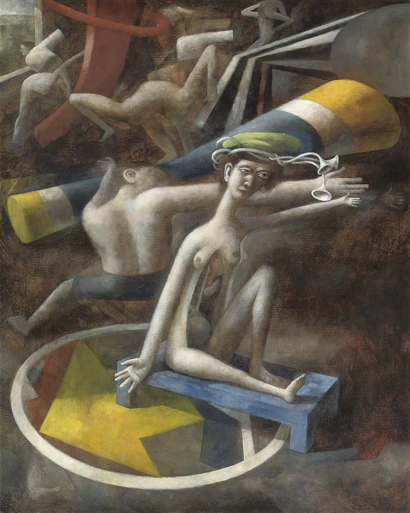 Paul Storey (B. 1957)