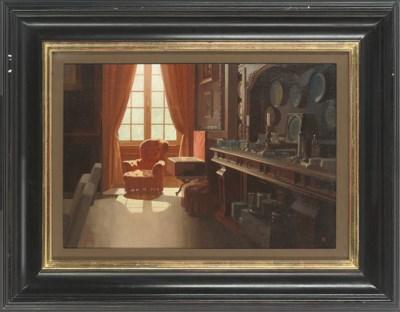 Peter Kelly, R.B.A. (b. 1931)
