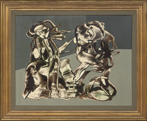 Robert Van Eyck, circa 1963