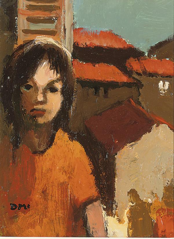 Donald McIntyre (b. 1923)