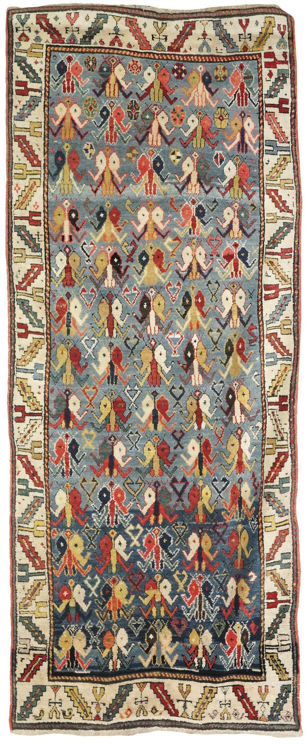 An fine Genje rug