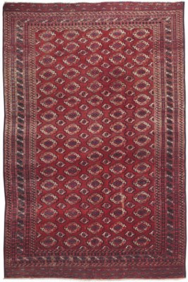 A fine Saryk carpet