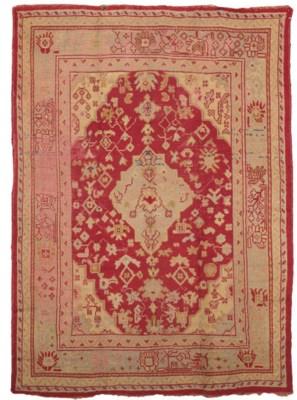 A Uahak carpet