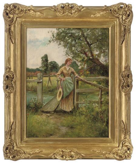 Lilian Yeend-King (fl.1882)