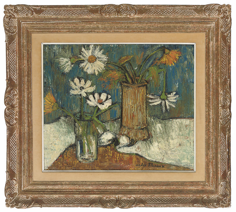 Andre Minaux (French, 1923-198