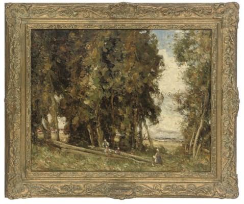 Vickers De Ville (1856-1925)