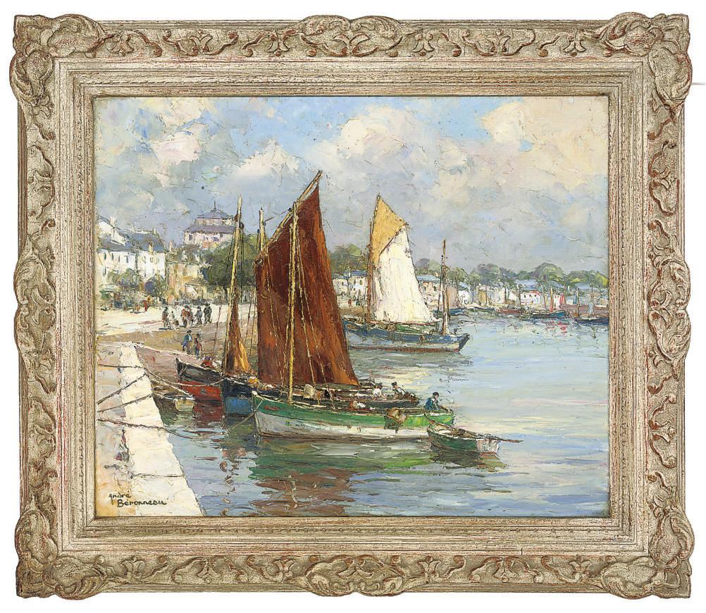 André Beronneau (French, 1896-