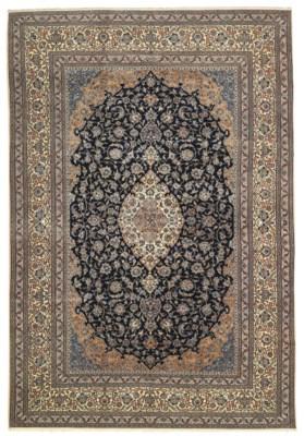 A very fine Nain carpet