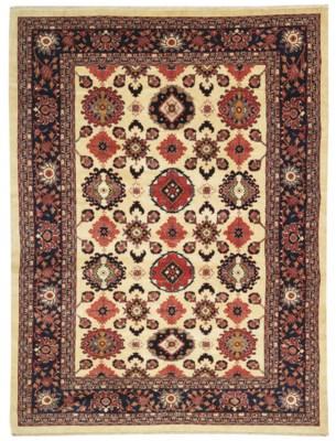 A fine Norh-West Persian carpe