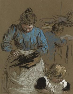 Horance Mann Livens (1862-1936