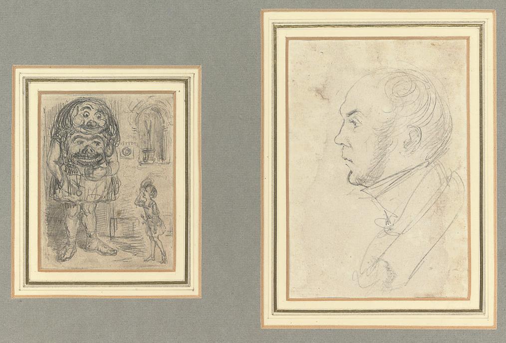 William Makepeace Thackeray (1
