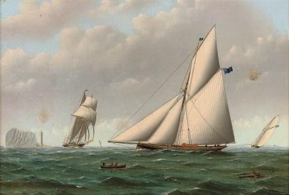 H.L. Iddes, late 19th Century