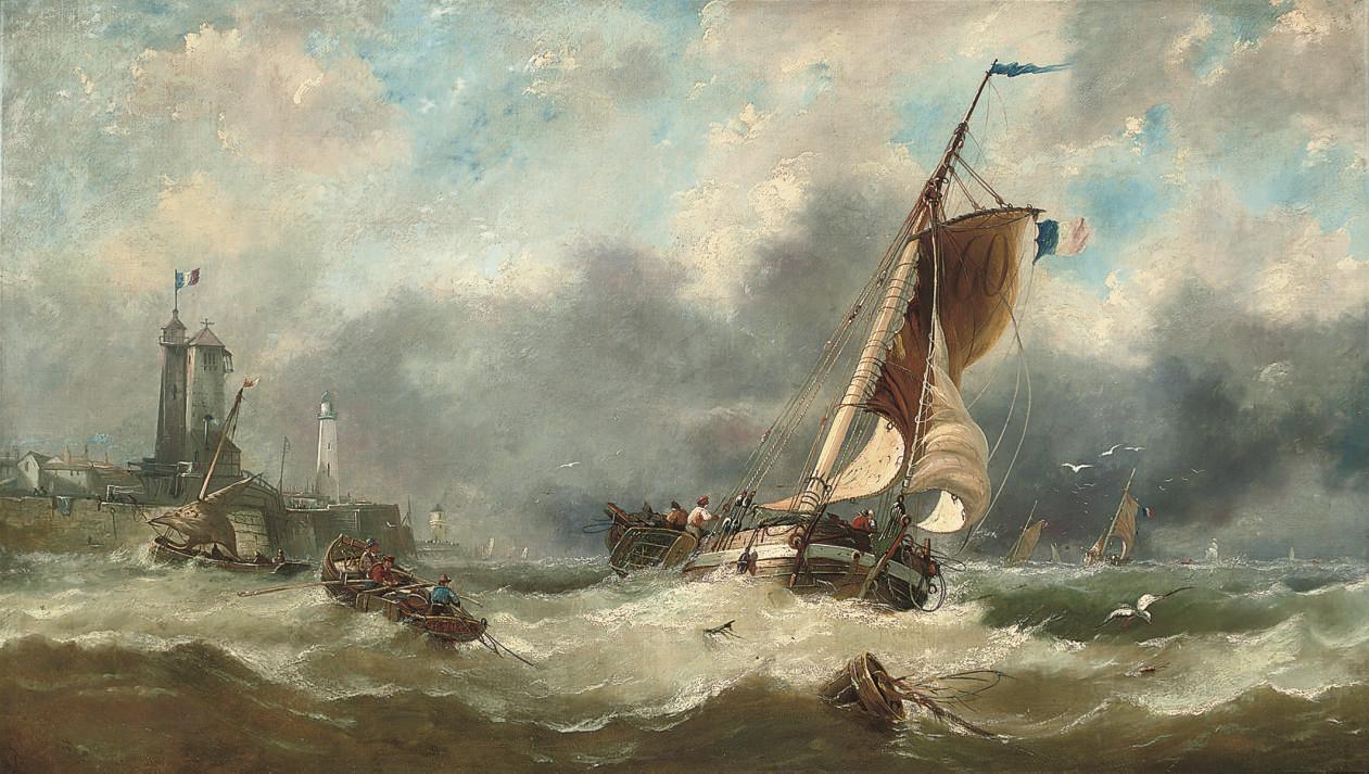 John Callow, A.O.W.C.S. (1822-