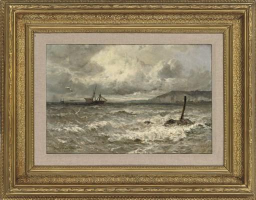 Gustave de Breanski, R.B.A. (c