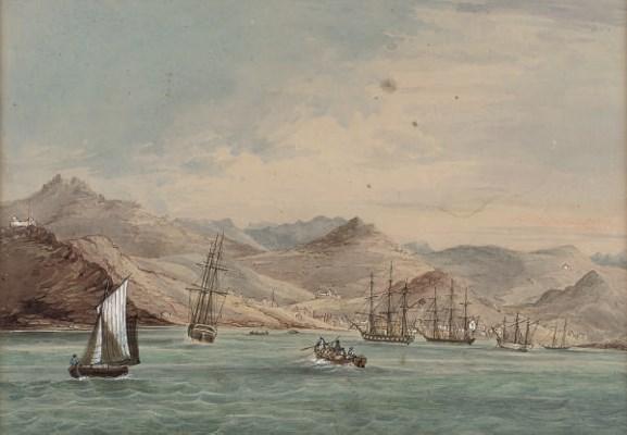 Naval School, 19th century