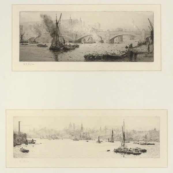 William Lionel Wyllie, R.A., R