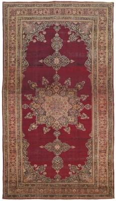 A massive Kirman carpet, South
