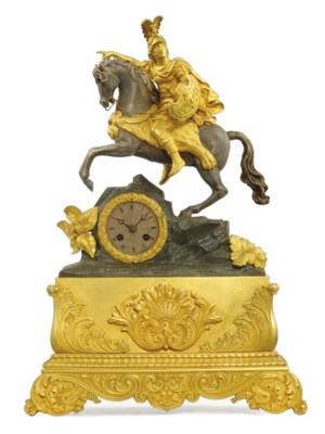 A Louis Philippe large bronze