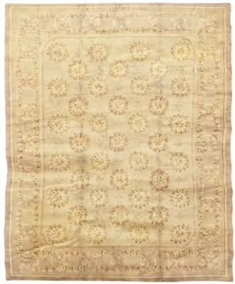 A fine Savonnerie carpet, Fran