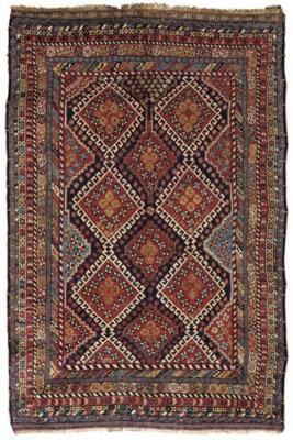 An Kurdish large rug