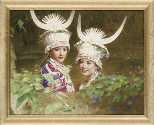 Cai Jie (Chinese, b.1973)