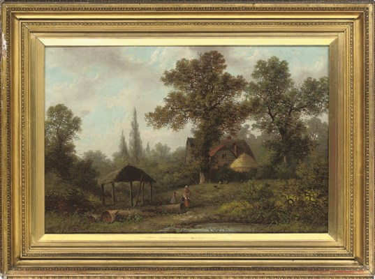 W. Yates, 19th Century