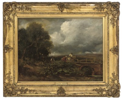 Attributed to David Cox (1783-