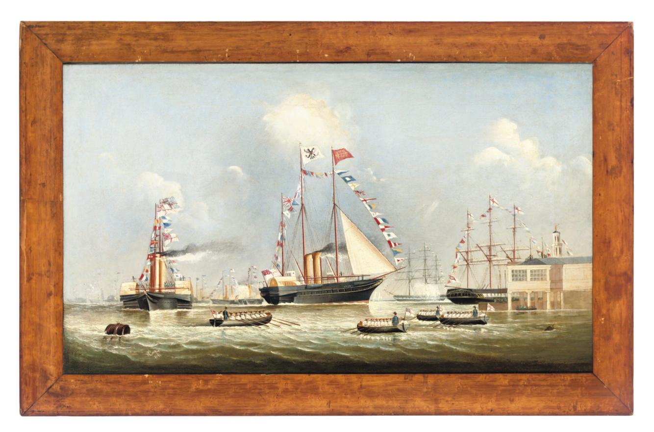 W. Eddy, circa 1874