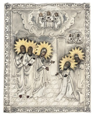 THE APPEARANCE OF THE MOTHER O
