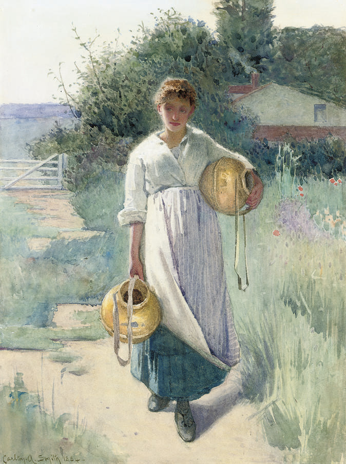 The water carrier