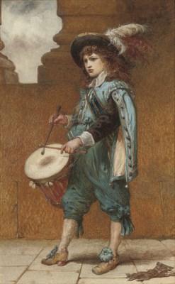 Sir John Gilbert, R.A., P.R.W.