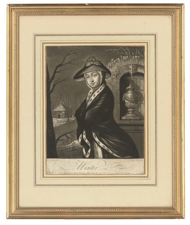 Richard Purcell (fl. 1744-1766
