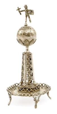 A PORTUGUESE SILVER TOOTHPICK