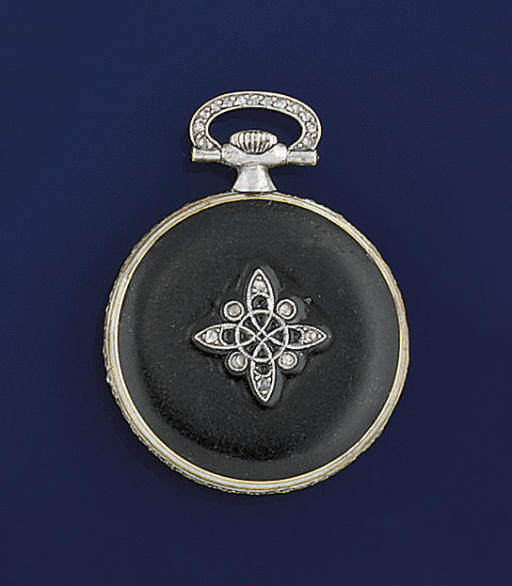 AN EARLY 20TH CENTURY DIAMOND