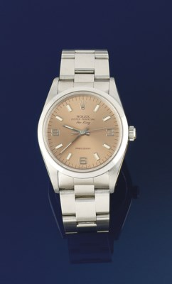 A STAINLESS STEEL AUTOMATIC