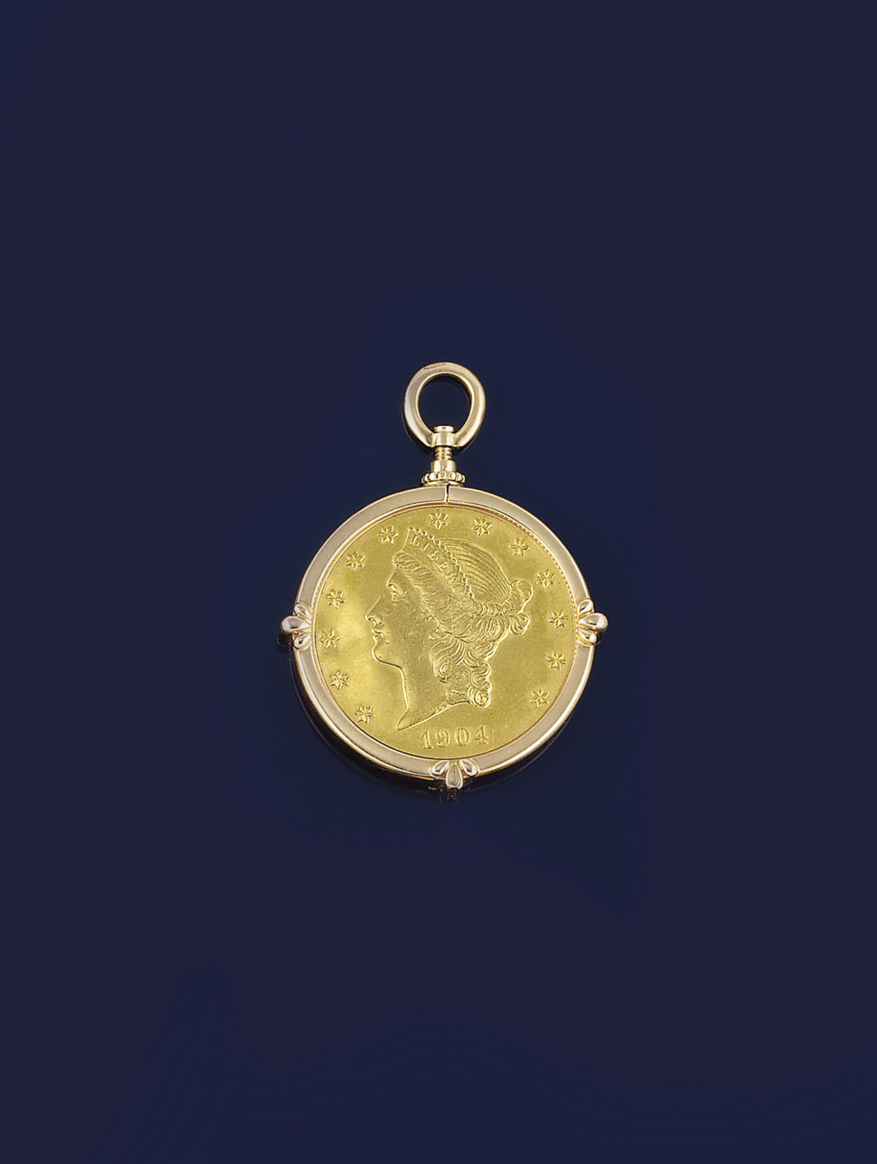 A 20 Dollar coin watch, by Bou