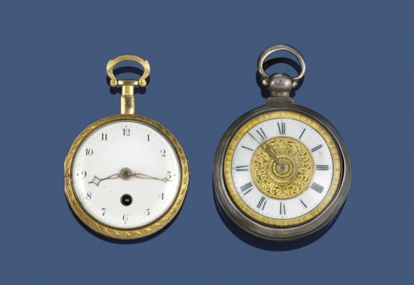 Two early 19th century openfac