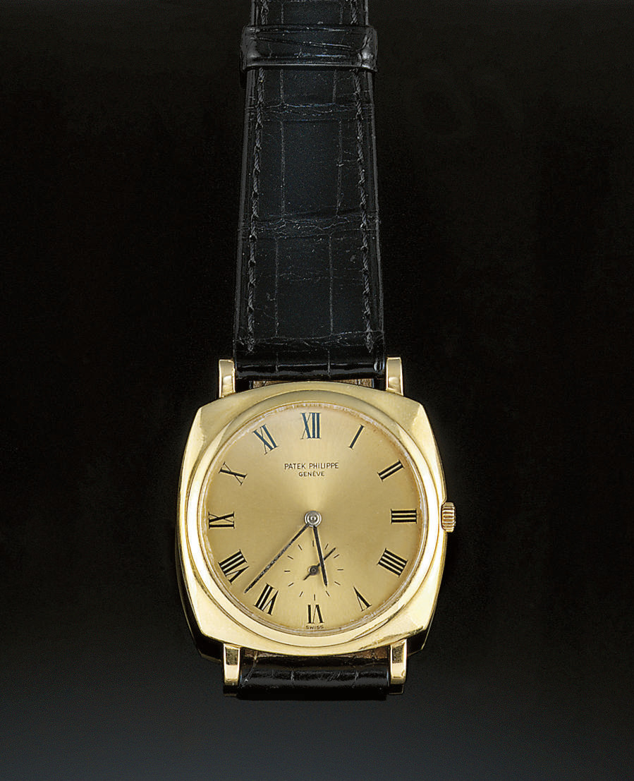 An automatic wristwatch, by Pa