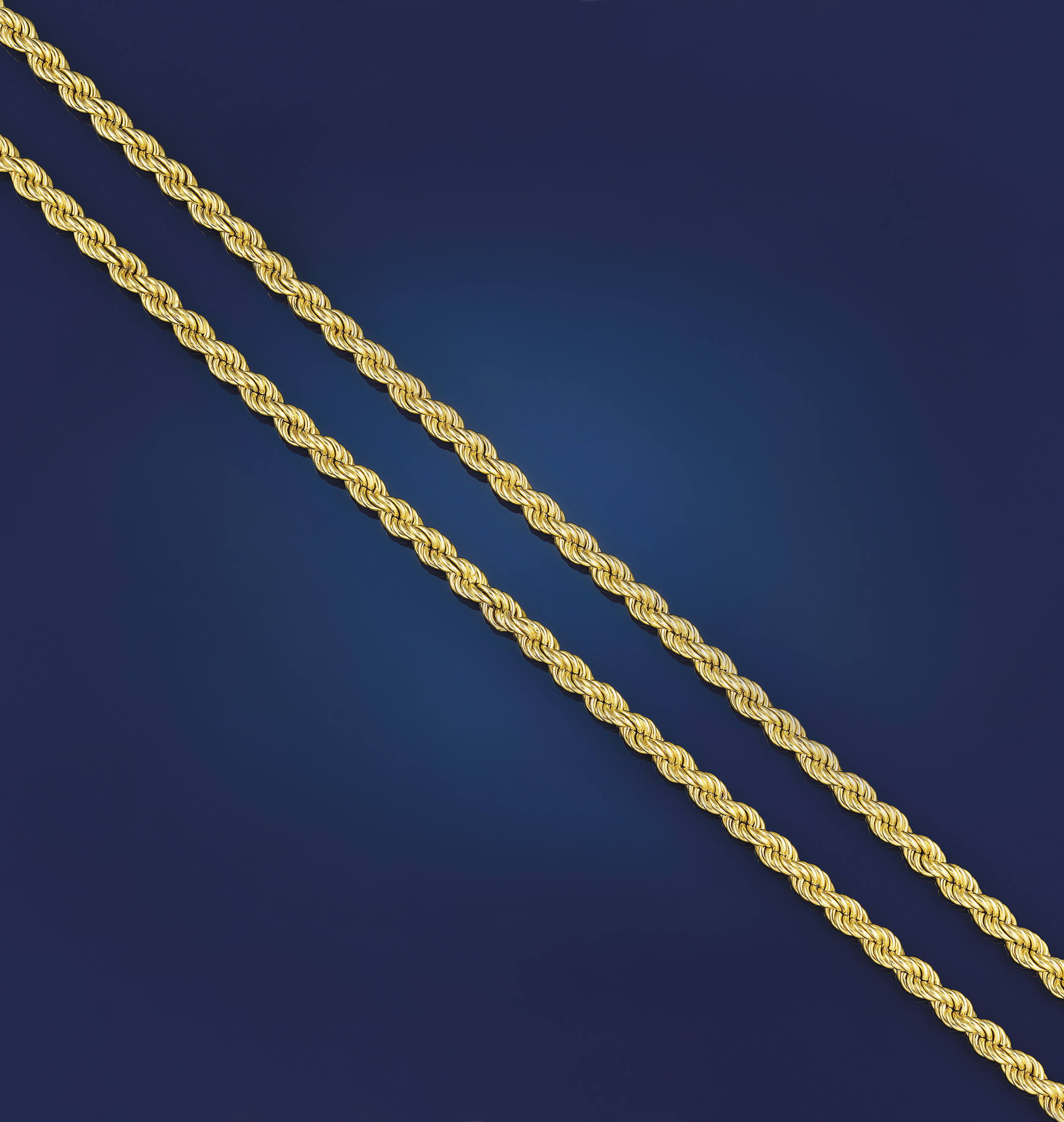 A longchain necklace