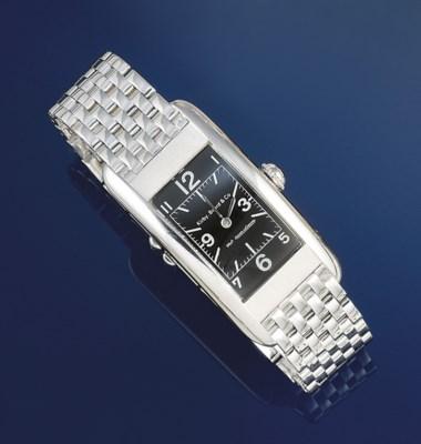 A French bracelet watch, by Ki