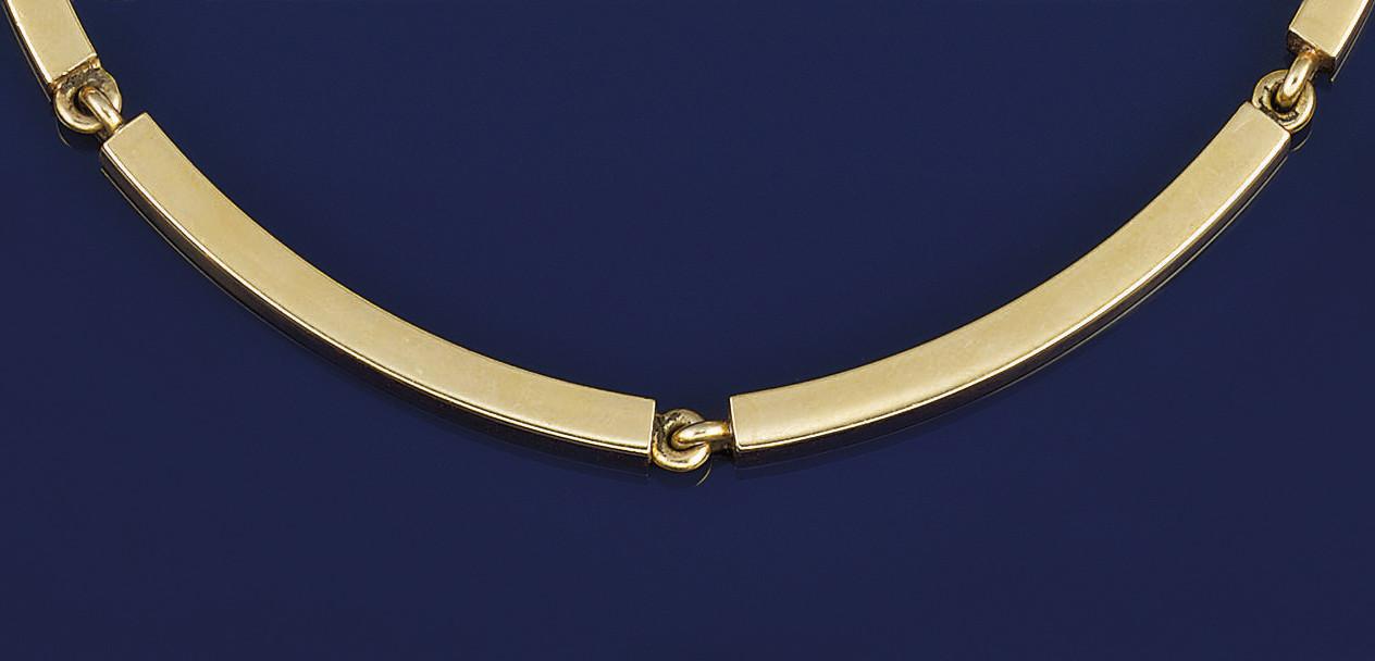 A necklace, by Hans Hansen