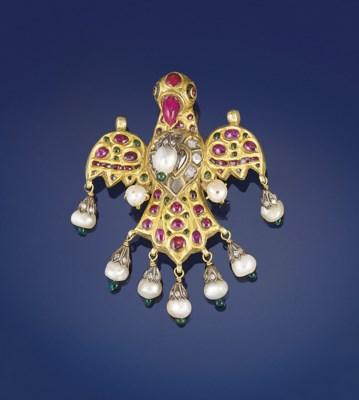 A diamond, gem and pearl